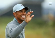"""Tiger convence en su regreso a los campos con un esperanzador T23 en el Farmers: """"Lo luché mucho"""""""