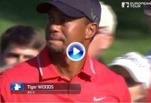 Tiger, Rory, Westwood… Estos son los 10 mejores golpes en la historia del Turkish Airlines (VÍDEO)