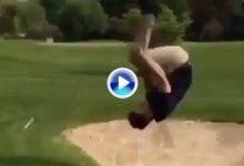 Este jugador fue a por lana y salió trasquilado. Su parte más dañada… el orgullo (VÍDEO)