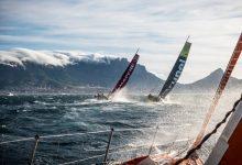 La mítica etapa hacia Ciudad del Cabo marca una nueva fase en la Volvo Ocean Race