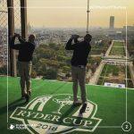 02 Golf desde la Torre Eiffel