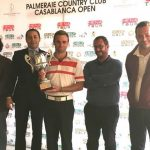 17 02 16 Leonardo Lilja en el Palmeraie Country Club Casablanca Open