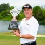 17 04 02 Miguel Angel Jiménez en el Mississippi Gulf Resort Classic. Foto Dustin Massey Chipshots