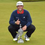 17 07 09 Jon Rahm en el Irish Open. Foto @EuropeanTour