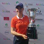 17 09 24 Azahara Muñoz en el Andalucía Open de España. Foto OpenGolf