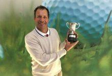 Santi Luna es el nuevo campeón de España Senior. El madrileño engrandece su leyenda en Alenda Golf