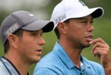 Tiger pone fin a la relación laboral con Chris Como, su instructor de swing desde el año 2015