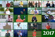 La Armada conquistó ¡¡19 títulos!! en 2017. Fueron 14 jugador@s en 11 Circuitos (GALERÍA de FOTOS)