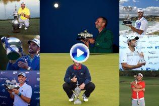 El Tour Europeo repartió 49 trofeos en el curso '17, 8 de ellos fueron para la Armada (VÍDEO GALERÍA)