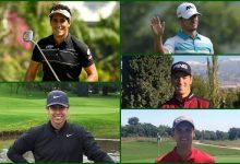 Pigem, Scott, Anglés, Arnaus y Colomo cierran el Tour en 2017 buscando el triunfo en el Joburg Open