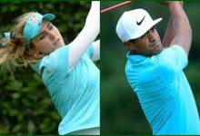 Lexi Thompson formará pareja con Tony Finau en el QBE Shootout, última prueba del 2017 en el PGA