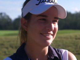 Luna Sobrón alcanza el sueño que perseguía, estará en la LPGA tras conquistar la tarjeta en la Escuela