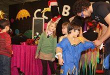 Navidad en Elche con niños