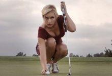 Spiranac, la Kournikova del golf, cuando la imagen es más importante que el deporte (GALERÍA FOTOS)