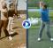 Un swing intergeneracional. Los Nicklaus, abuelo y nieto, compartieron equipo en Orlando (VÍDEO)