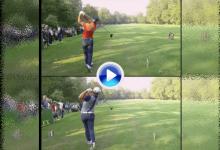 Vean, analicen… ¡y disfruten! La comparación de los swings de Sergio y Jon, en cámara lenta (VÍDEO)