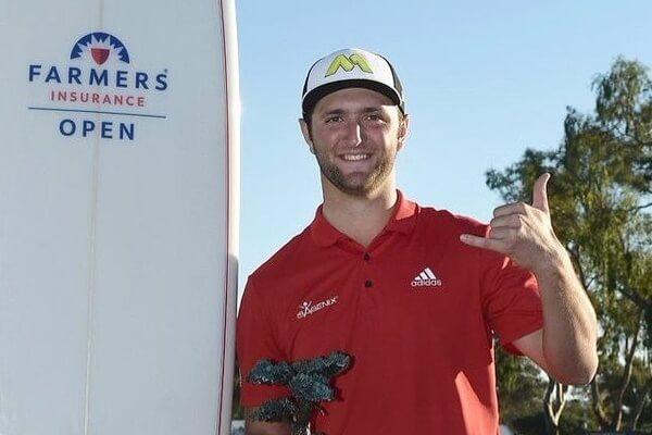 Jon Rahm toma parte en el evento gracias a su victoria en el Farmers Insurance Open