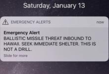 """Howell III: """"Cuando recibí el SMS de los misiles una parte de mí quería coger un Mai Tai e ir a la playa"""""""