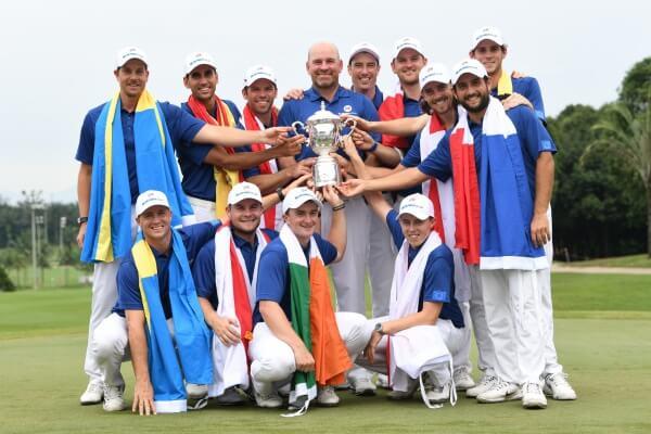 Europa no da opción a Asia en los individuales y retiene la EurAsia Cup con un gran final (14-10)