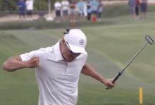 VÍDEO: El putt fue clave en el triunfo de Li sobre Rory. El chino embocó 14 de 14 desde 3mts o menos