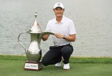 Li hace historia. Su triunfo en Dubai le convierte en el primer chino en meterse en el Top 50 mundial
