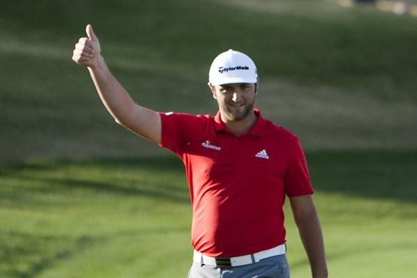 Jon Rahm podría ser una de las estrellas del Open de España 2018. Foto: Jorge Cruz