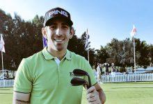"""De nuevo el golf dio muestras de su """"Fair Play"""", el francés Matthieu Pavon se autodescalifica en Dubai"""
