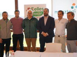 Escuela de Golf Celles y Global Golf Company presentaron la Celles Global Golf Academy