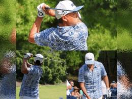 ¡Vaya estilo! Fowler presentó en su debut en el Torneo de Campeones la nueva colección de Puma