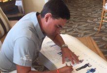 El PGA se vuelca con Lyle en su 3ª batalla contra la leucemia y crea una campaña para recaudar fondos