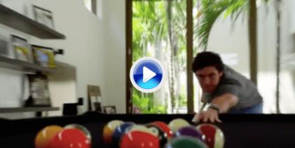Disfrute palmo a palmo de la mansión que Rory McIlroy ha puesto a la venta en Palm Beach (VÍDEO)