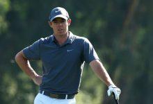 """Rory McIlroy volvió a las andadas el domingo en Augusta: """"Es muy frustrante. Meditaré sobre ello"""""""