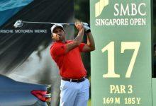 ¡La primera del 2018 ya está en casa! Sergio se lleva el Singapore Open con una lección de autoridad