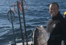 Tiger Woods celebró su cumpleaños en alta mar y volvió a casa con premio. ¡Vaya dos capturas!