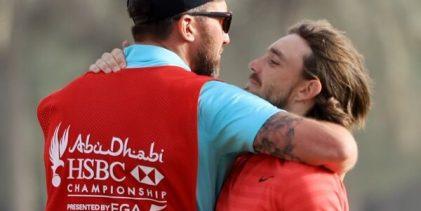 VÍDEO: Así se fraguó la victoria de Fleetwood en Abu Dhabi, nueve segundos hoyos para el recuerdo