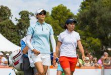 Comienza la aventura asiática en la LPGA. Carlota y Azahara a la conquista del HanaBank Championship