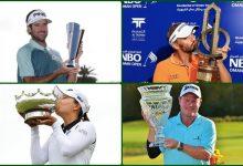 Bubba, Luiten, Young Ko y Durant, campeones de la semana en California, Oman, Australia y Florida