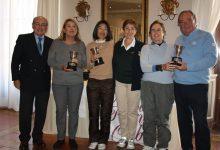 El RCC de Málaga se impone por tercer año en el Interclubs Femenino andaluz en San Roque Club