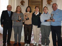 El RCC de Málaga se impone por tercer año en el Interclubs Femenino andaluz en San Roque