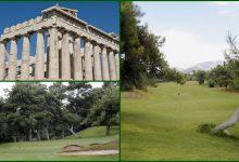 Jugar en el Olimpo también es posible: Glyfada GC, un recorrido clásico en una ciudad eterna