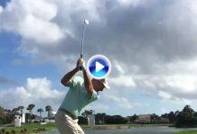Vea el swing del capitán Jim Furyk a cámara super lenta, uno de los más peculiares del Tour (VÍDEO)