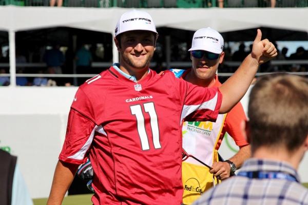 El Phoenix Open se muestra partidario de acoger público en su bullicioso campo de Scottsdale