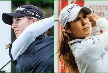 Luna Sobrón y Azahara Muñoz superan el corte. Estarán el fin de semana en el Australian Open