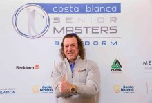 M. A. Jiménez hará su debut en el Circuito Europeo Senior, en el Costa Blanca Masters de Benidorm