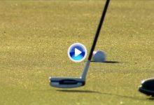 El Golf es duro… Lefty y Xander recibieron un agrio buenos días en Phoenix ¡vaya dos corbatas! (VÍDEO)