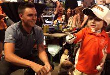 Fowler homenajeó en Phoenix a Griffin Connell, un joven fan que perdió la vida la semana pasada