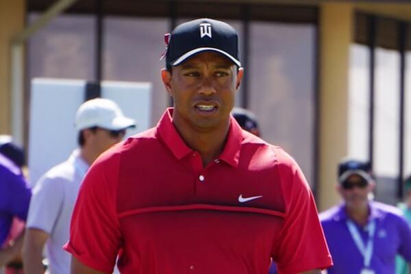 Tiger Woods en el Honda Classic. Foto: @PGATOUR
