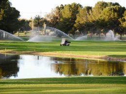 El Pacto Nacional por el Agua considera insignificante el consumo de los campos de golf