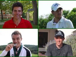 Los amateurs Alex del Rey, Ángel Hidalgo, Víctor Pastor y Billy McKenzie jugarán el Open de España