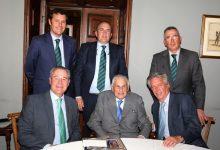 Fallece Antonio Martín Santiago-Concha, medalla de oro al mérito de la Federación de Golf Madrid
